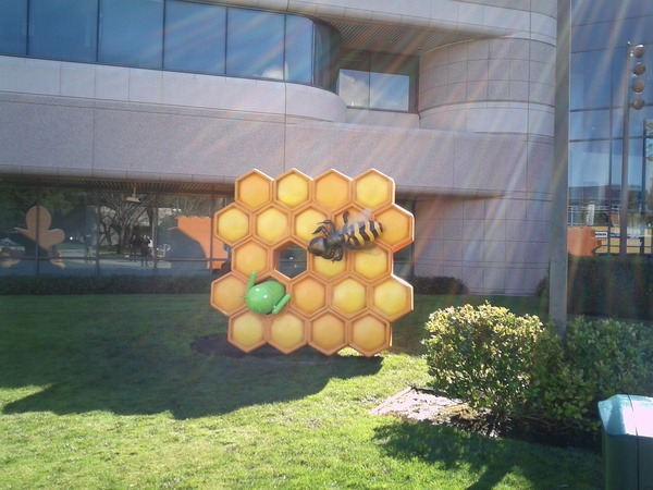 google-honeycomb