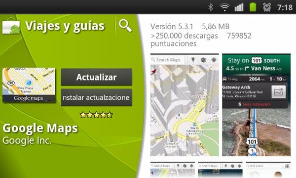google-maps 5.3.1