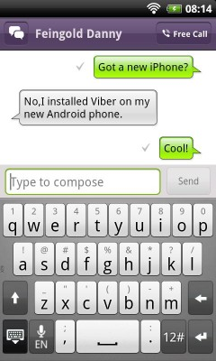 viber android