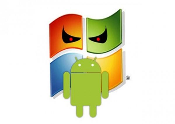 MicrosoftvsAndroid